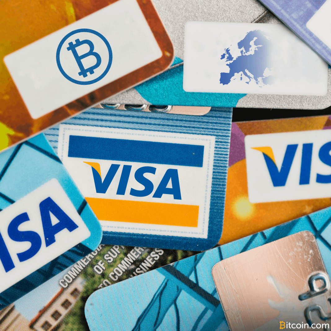 Bitcoin Debit Cards Halt Service to Non-European Residents Due to Visa's New Rules