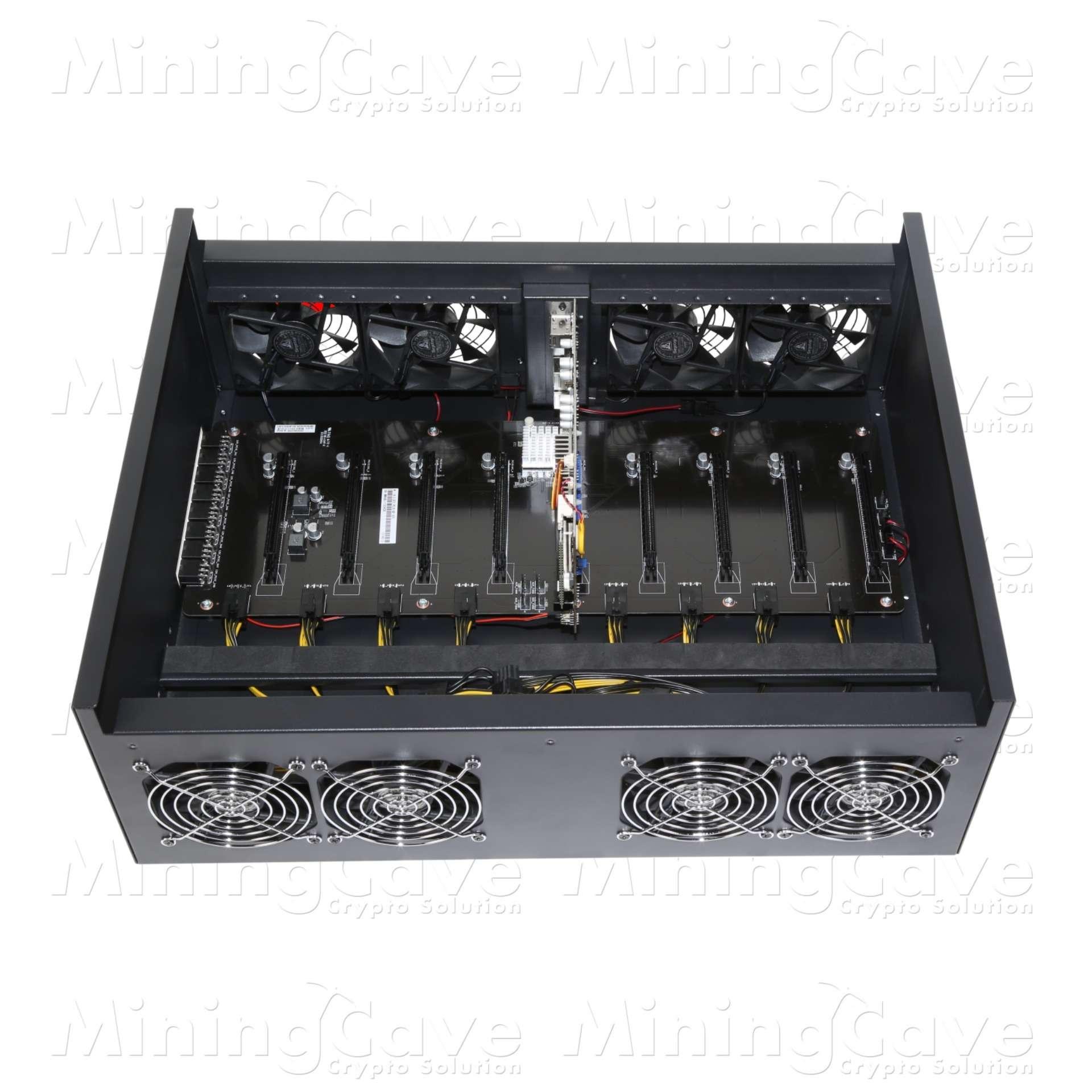 8 GPU BOX-KIT - MiningCave