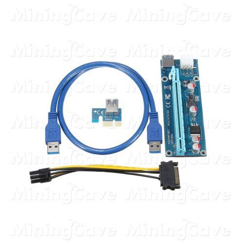 PCI-E 16X Riser adapter