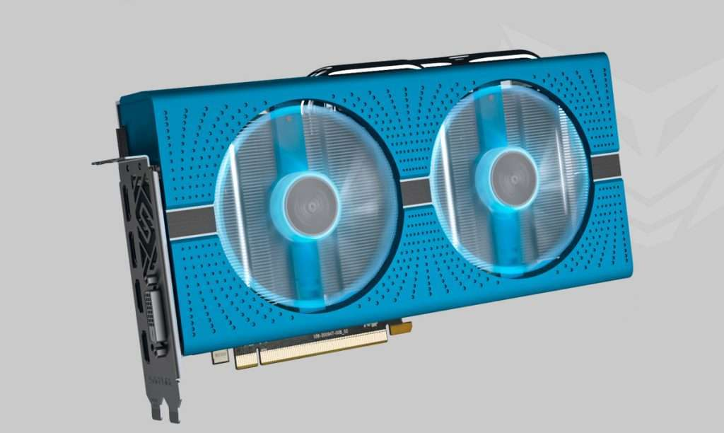 SAPPHIRE AMD RADEON RX 590 8GB NITRO +