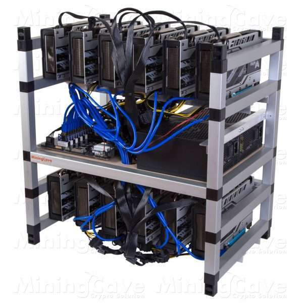Cryptonight Mining Rig