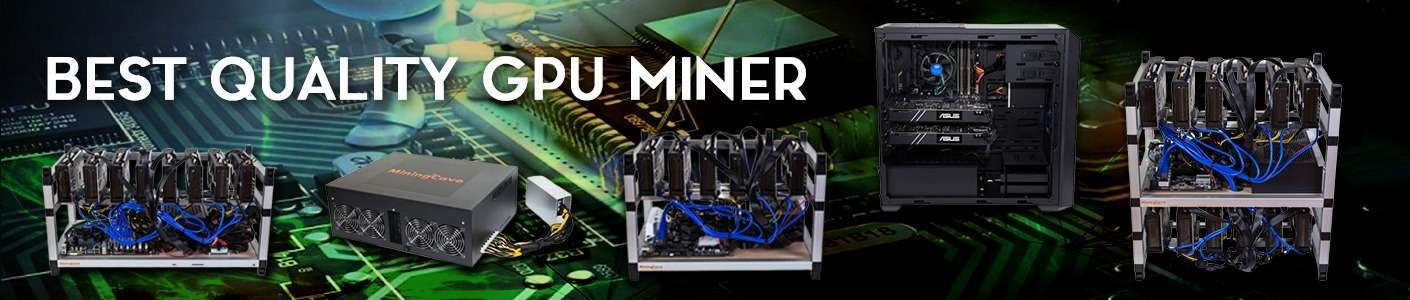 MiningCave - Cryptocurrency Mining Hardware Distributor