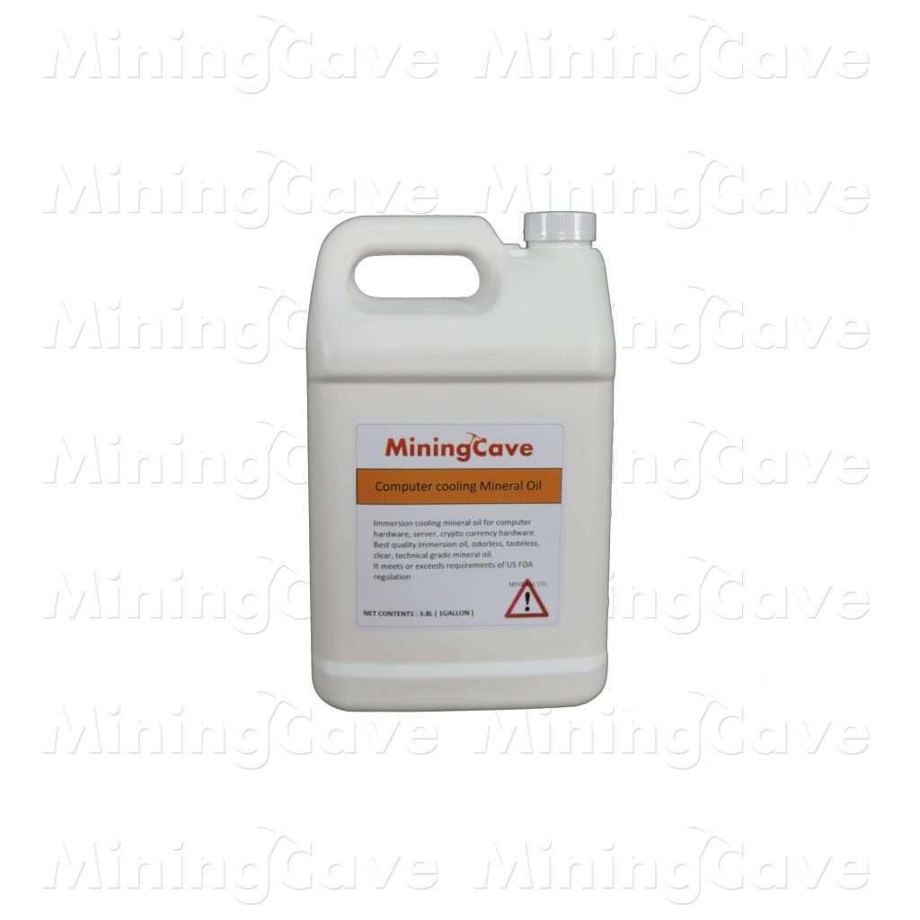 MiningCave immersion oil 1 Gallon