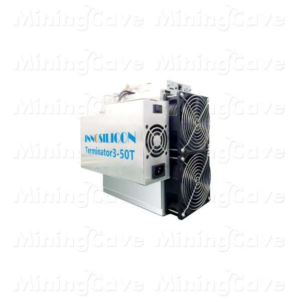 Innosilicon T3 50t 50th S Power Supply Included